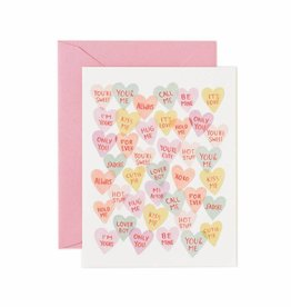 Rifle Paper Valentine's Sweethearts Card