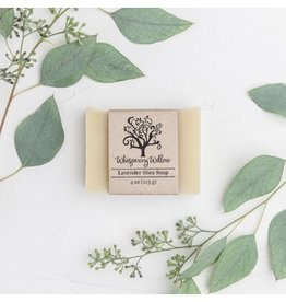 Whispering Willow Lavender Shea Soap