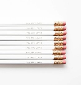 Penny Paper Co. You Are Loved Pencil Set
