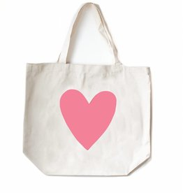 Penny Paper Co. Pink Heart Tote