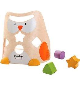 Plan Toys Owl Sorter