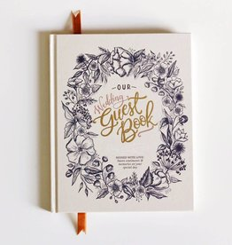 Lily & Val Wedding Guestbook