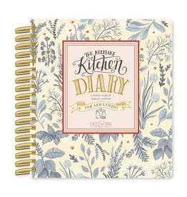 Lily & Val Kitchen Diary for Newlyweds