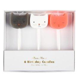 Meri Meri Cat Candles