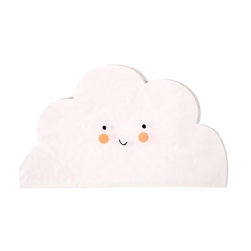 Meri Meri Cloud Napkins