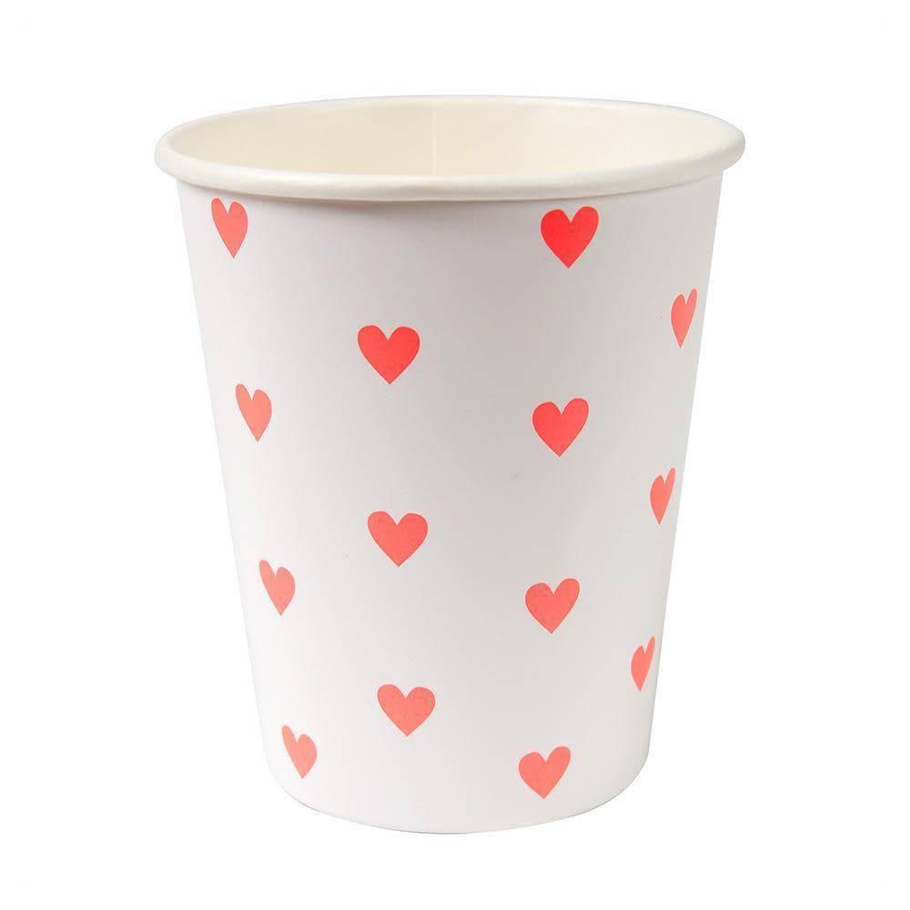 Meri Meri Heart Cups