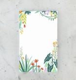 Idlewild Co. Tropic Garden Notepad