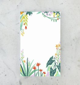 Idlewild Co. Tropic Garden Notepad