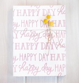 Belle and Union Happy Day Gift Wrap