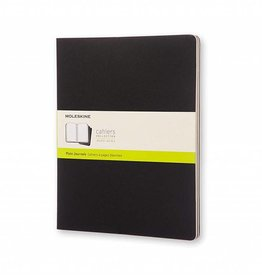 Moleskine Cahier Journal XXL RLD, Black