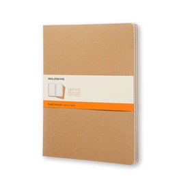 Moleskine Cahier Journal XXL RLD, Kraft