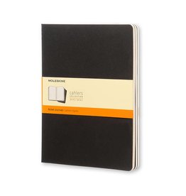 Moleskine Cahier Journal XL RLD, Black