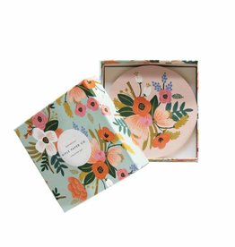 Rifle Paper Lively Floral Coaster Set