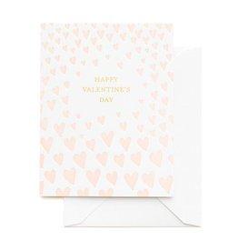 Sugar Paper Valentine's Day Hearts