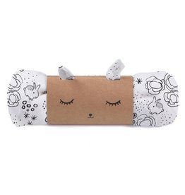 Wee Gallery Muslin Swaddle, Bunnies
