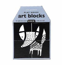 Wee Gallery Grow Art Blocks