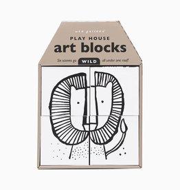 Wee Gallery Wild Art Blocks
