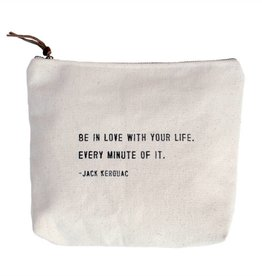 SugarBoo Designs Canvas Bag: Be In Love