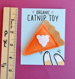Housecat Club Pumpkin Pie Catnip Toy