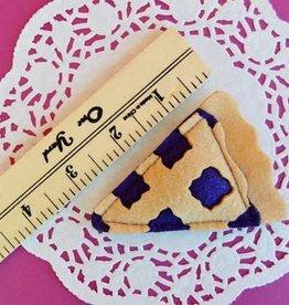 Housecat Club Blueberry Pie Catnip Toy