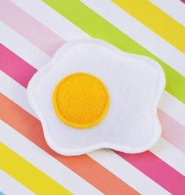 Housecat Club Fried Egg Catnip Toy