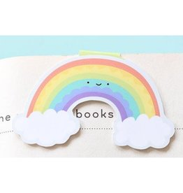 Crafted Van Rainbow Jumbo Bookmark