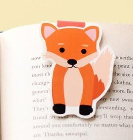 Crafted Van Fox Jumbo Bookmark