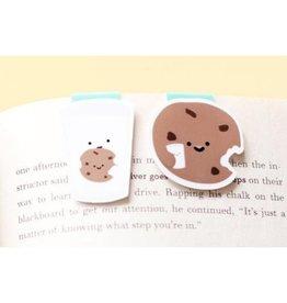 Crafted Van Milk & Cookie Bookmarks