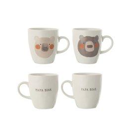 Creative Co-op Papa Bear Mug
