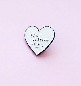 Old English Company Best Version Enamel Pin