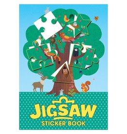 Random House Jigsaw Sticker Book