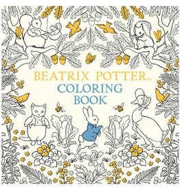 Random House Beatrix Potter Coloring Book