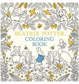 Random House Beatrix Potter Coloring Book