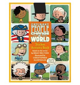Random House Ordinary People Activity Book