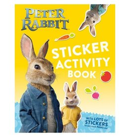Random House Peter Rabbit Movie Sticker Book