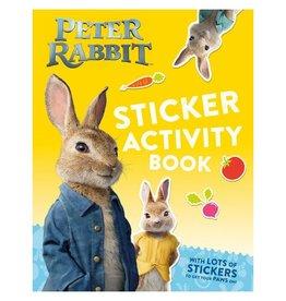 Random House Peter Rabbit Movie Sticker Book