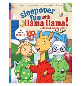 Random House Sleepover Fun w/ Llama Llama