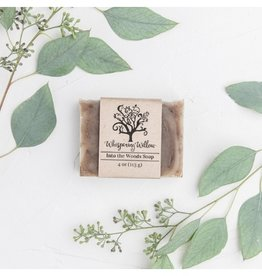 Whispering Willow Into The Woods Soap