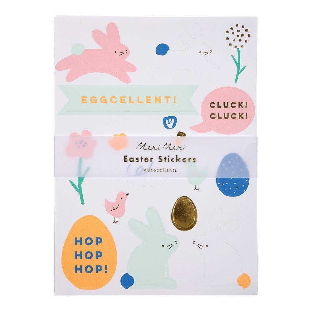 Meri Meri Easter Sticker Sheets
