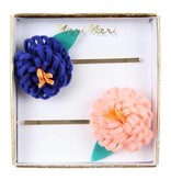 Meri Meri Spring Flower Hair Clips