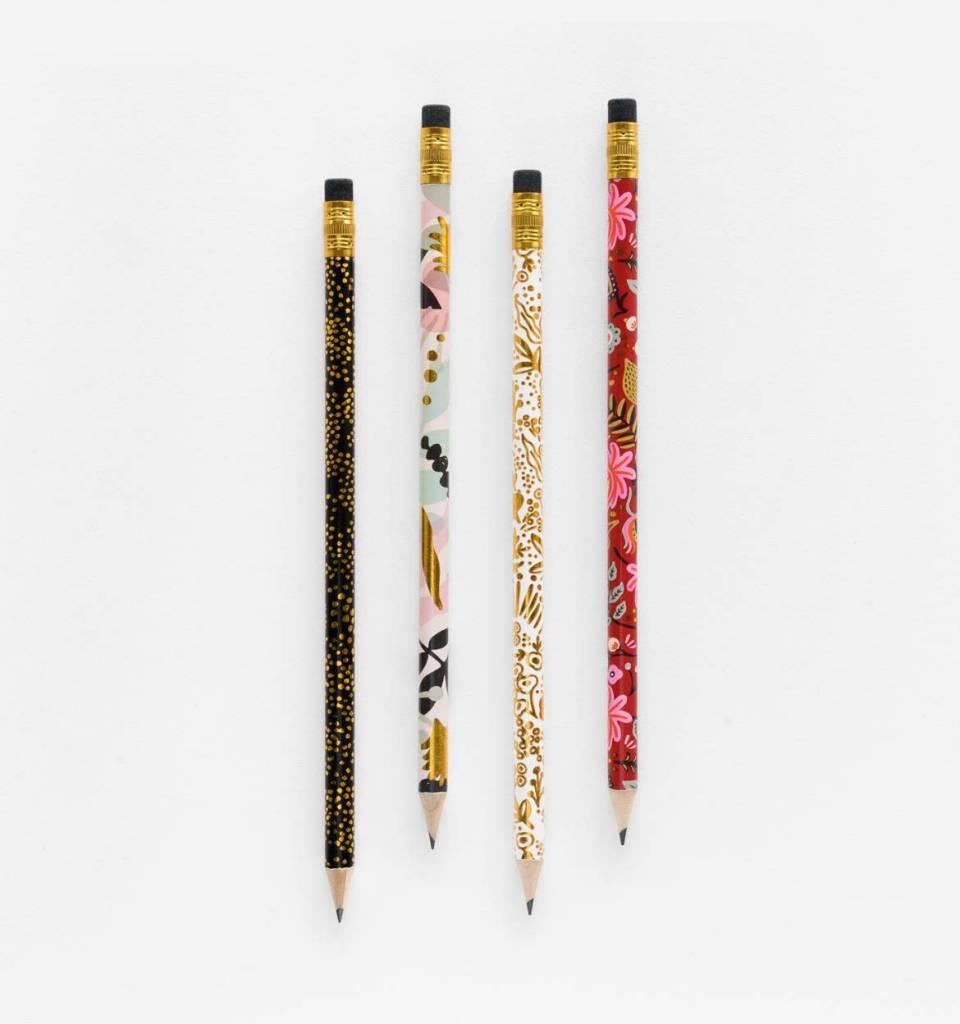 Rifle Paper Modernist Pencil Set