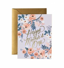 Rifle Paper Rosy Mother's Day Card