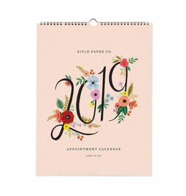 Rifle Paper 2019 Bouquet Appt Calendar