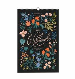 Rifle Paper 2019 Wildwood Calendar
