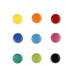 Kikkerland Confetti Magnets