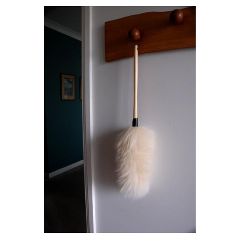 Heaven in Earth Wool Duster