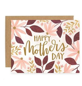 1Canoe2 Mother's Day Coneflower Card