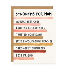 1Canoe2 Mother's Day Synonyms