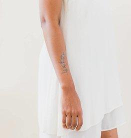 Tattly Tattoo, Rosemary (scented)