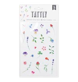 Tattly Tattoo, Petit Garden